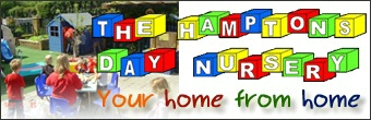 Hampton Day Nursery Banner